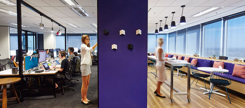 2nd Road Office Fitout