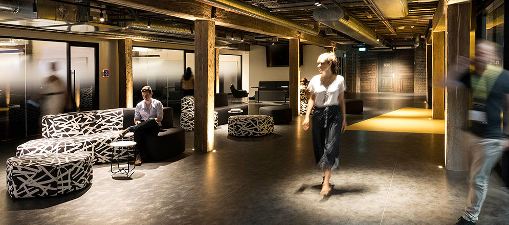 Creative Cubes office fitout