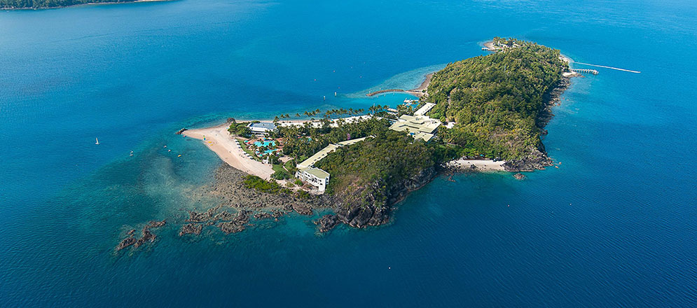 Daydream Island Resort Spa Refurbishment