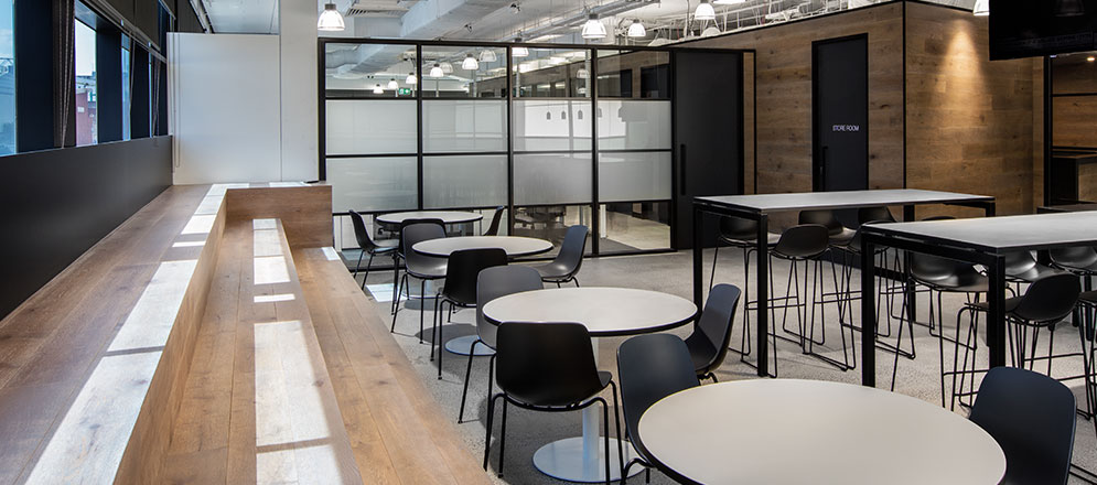 IVE Group Office Fitout