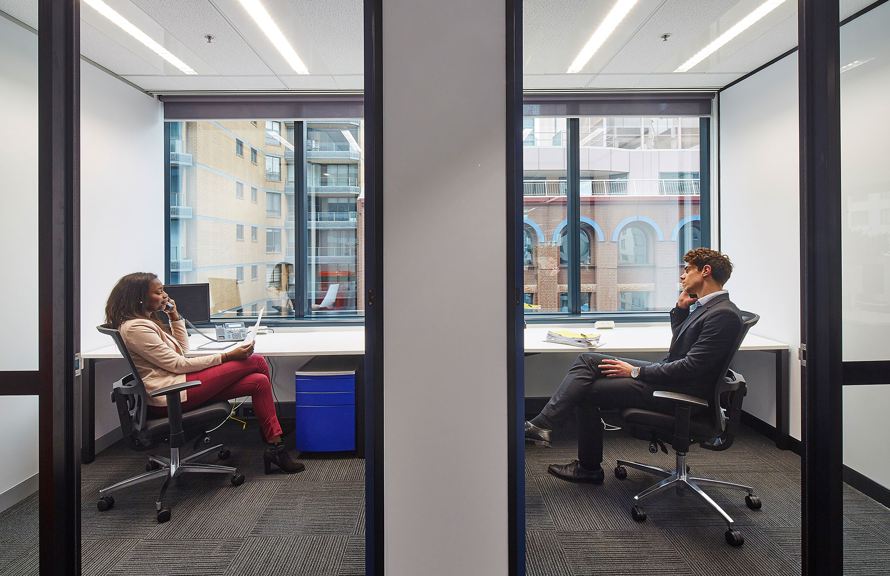 Office fitout budget