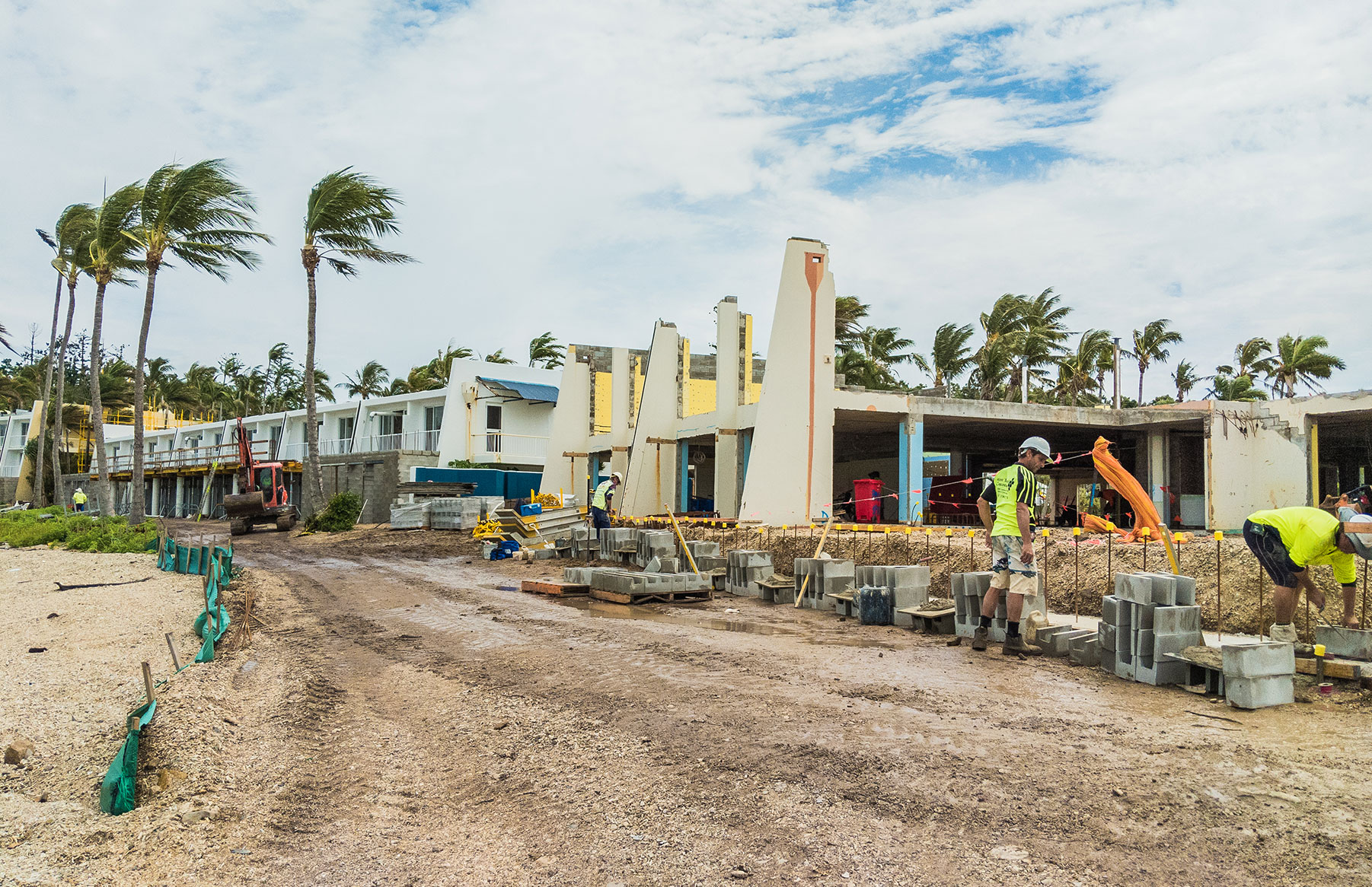 Resort Refurbishment