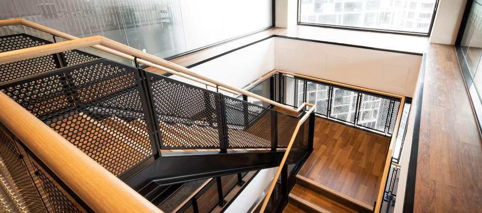 NTT Stairs